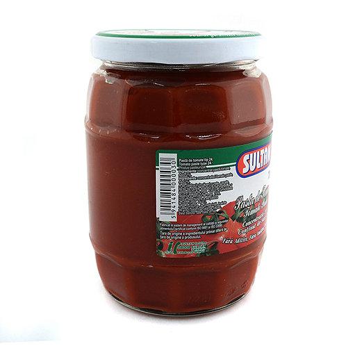 Pasta de tomate - SULTAN - 720g