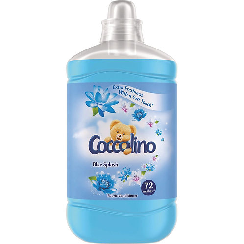 Balsam rufe Coccolino Blue Splash - 1.8L