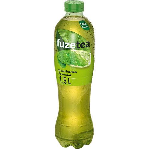 Fuze Tea Ceai Verde Lime si Menta - 1.5l