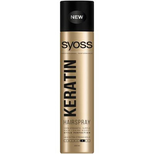 SYOSS spray fixativ Keratin - 300ml