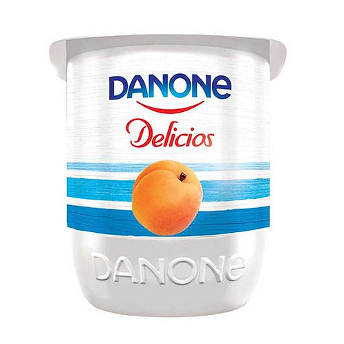 Danone Delicios iaurt caise - 125g