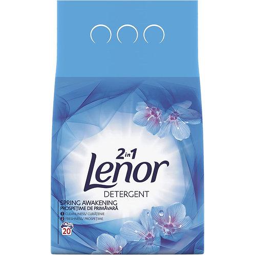 Lenor Detergent Spring Awak 2kg