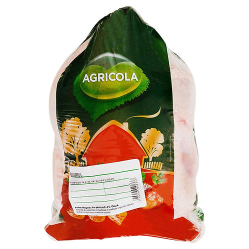 Pui Grill congelat - Agricola - Kg