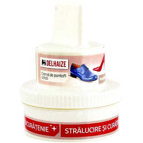 Crema pantofi solida incolora - DLL - 50ml