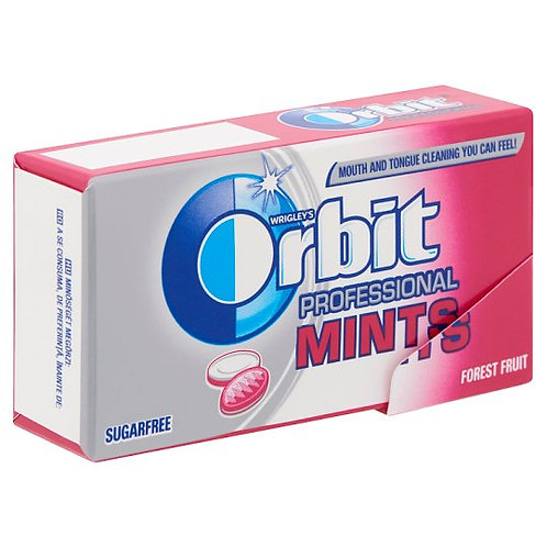 Orbit Professional Forest Fruit - 18g