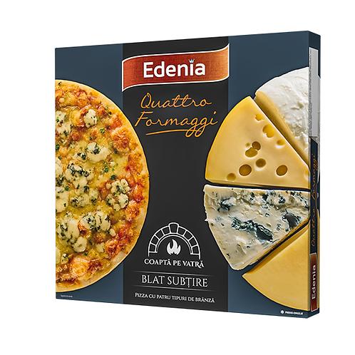 Edenia Pizza Quattro Formaggi - 320g