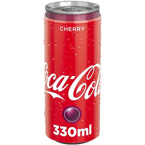 Coca Cola Cherry - 330ml