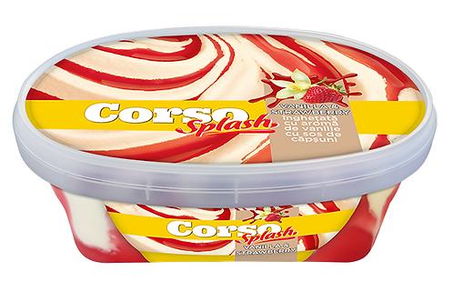 Corso Splash Vanilla Strawberry - 900ml