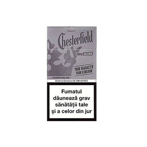 Chesterfield | Silver lung