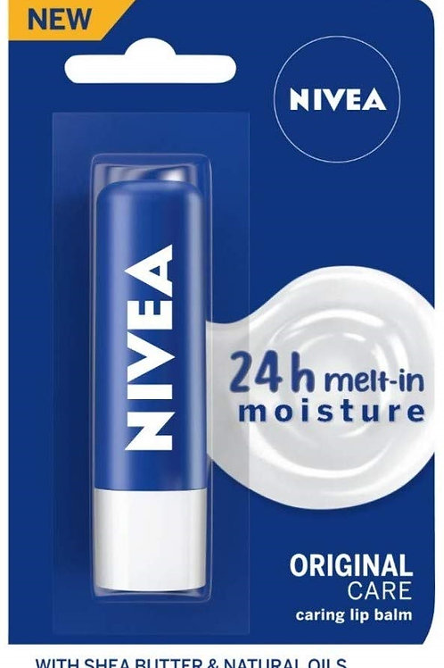 Nivea Lip Care Original - 4.8g