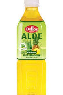 Dellos Aloe Vera Ananas - 500ml