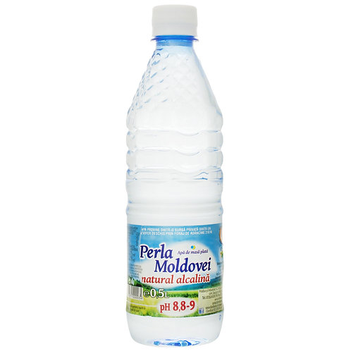 Perla Moldovei Apa Alcalina - 500ml