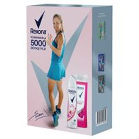 Rexona Spray 150ml + Gel de Dus 250ml