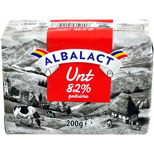 Unt 82% grasime - Albalact - 200g