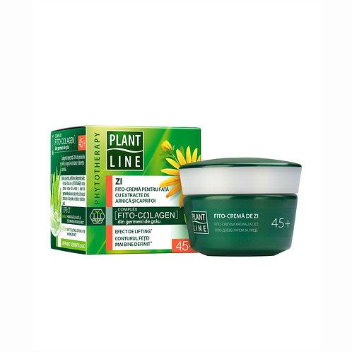 Plant Line Crema Zi 45+ - 45ml