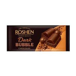 Roshen Ciocolata Dark Bubble - 80g