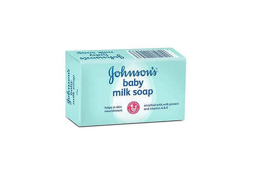 Johnsons Baby Extra Lapte Sapun - 100g