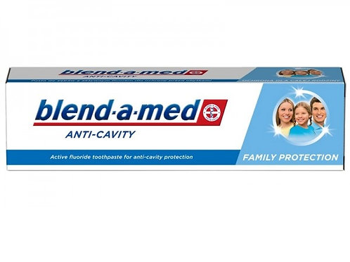 Blend a Med Anti Cavity Family Protect - 100ml