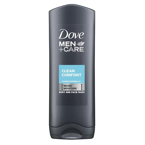 Dove Men Care Gel de Dus Clean Confort - 400ml