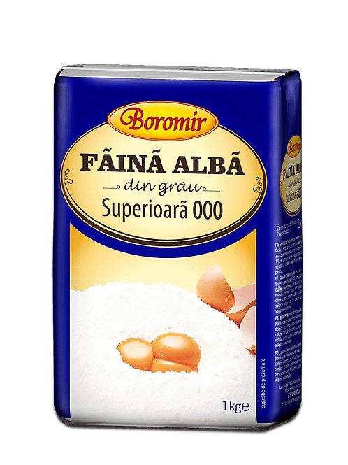 Boromir Faina Alba Superioara 000 - 1kg