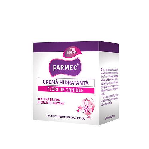 Farmec Crema Hidratanta Flori de Orhidee - 50ml