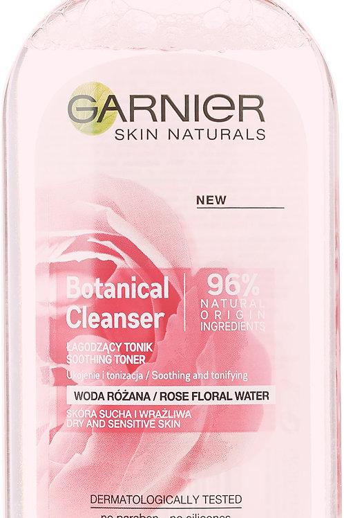 Garnier Skin Naturals Botanical Cleanser with Rose Water - 200ml