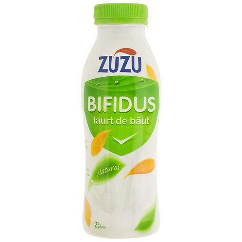 Iaurt de baut BIFIDUS natural 2% - ZUZU - 320g