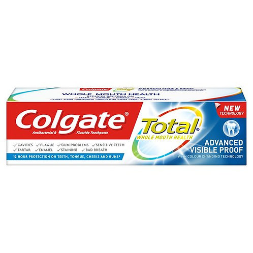 Colgate Total Advanced Visible Proof - 75ml
