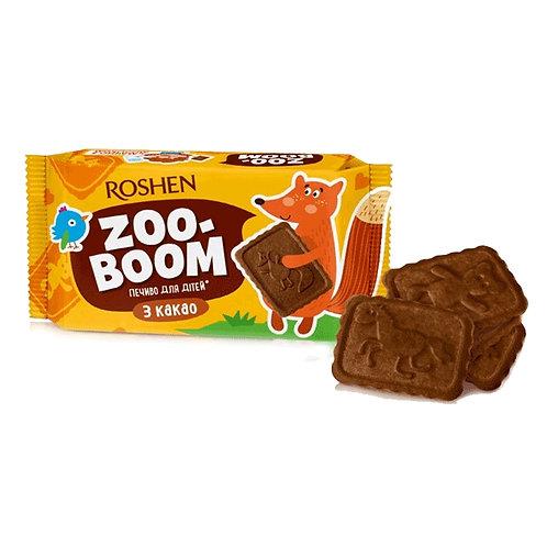 Roshen Biscuiti Zoo Boo Ciocolata - 65g