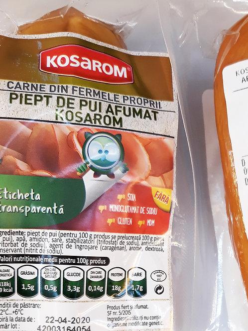 Piept de pui Afumat - Kosarom - pret/kg