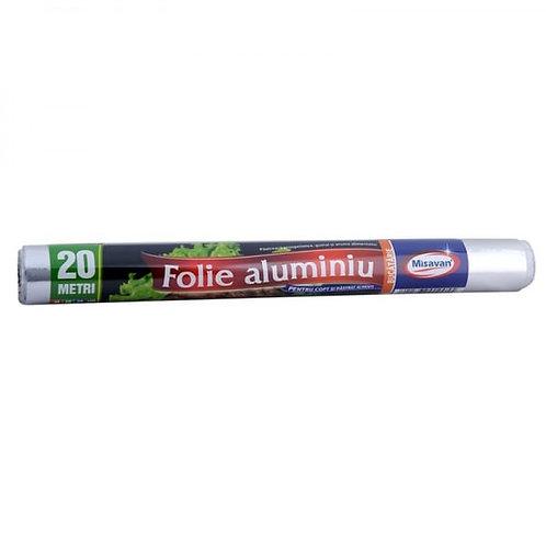 Folie de aluminiu 30m - Misavan