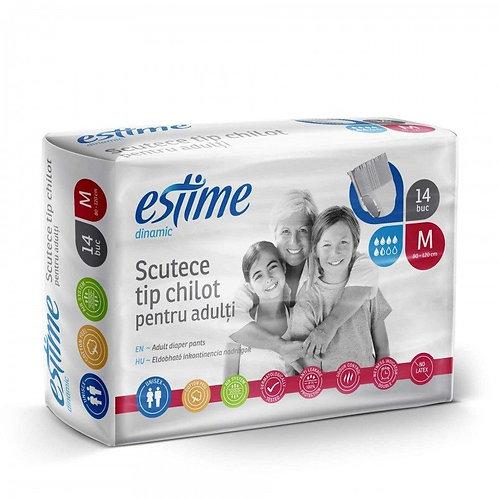 Estime Scutece Chilot Adult Dinamic 14buc