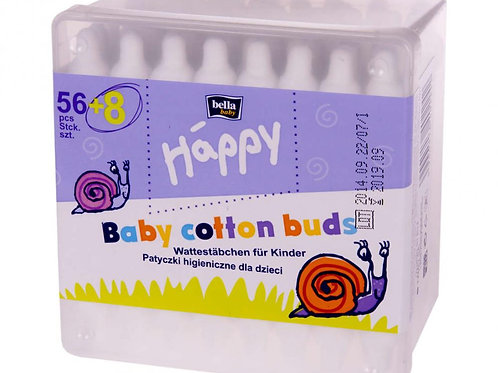 Happy Betisoare de Urechi Copii 56 buc