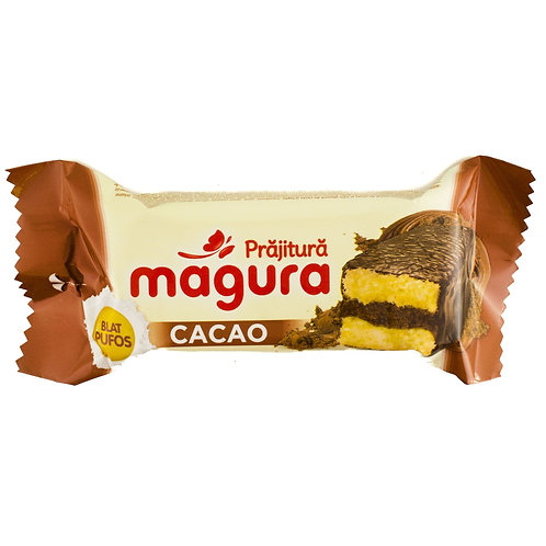Magura Prajitura Crema Cacao 35G