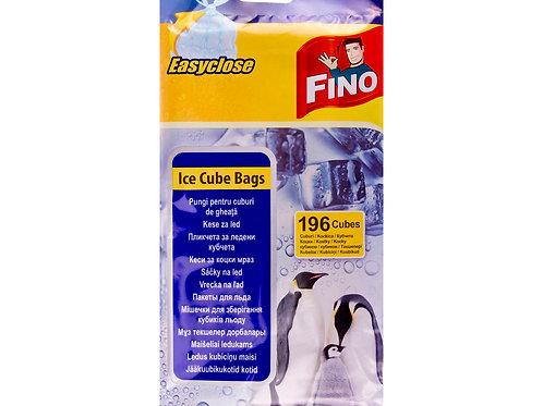 Fino - Pungi cuburi de gheata - 196 buc