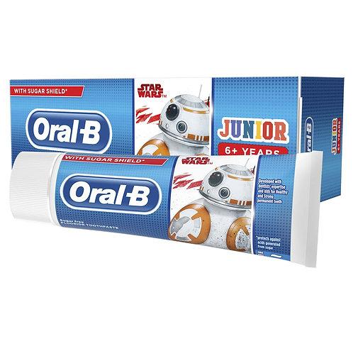Oral B Star Wars 6-15 ani - 75ml