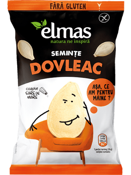 ELMAS Seminte dovleac 150GR