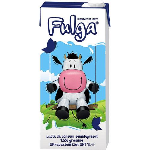 FULGA lapte UHT 1.5% 1L