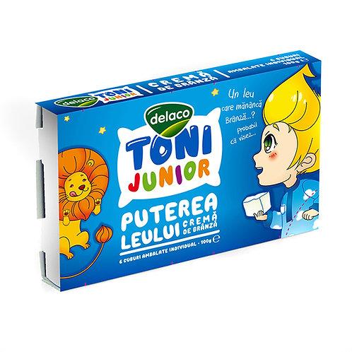 Crema de branza cuburi - Delaco Junior - 100g