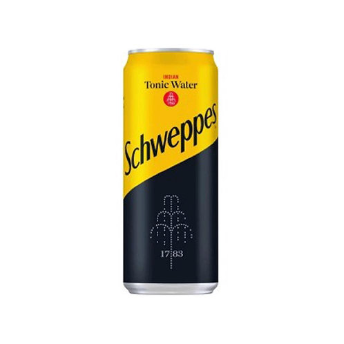 Schweppes Tonic Water - 330ml