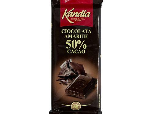 Kandia Cioc Dark 50% 80GR