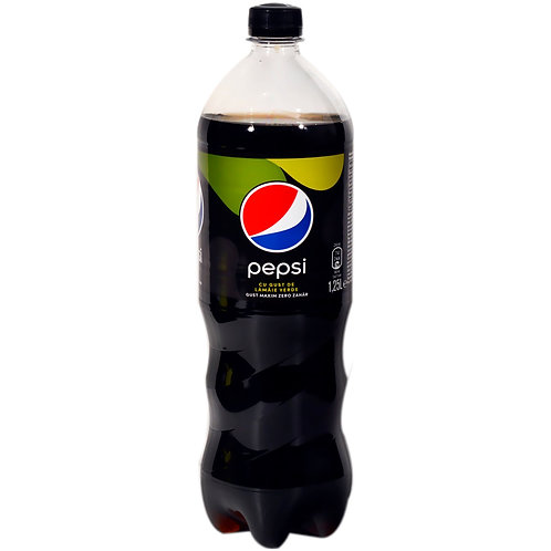 Pepsi Lamaie Verde - 1.25l