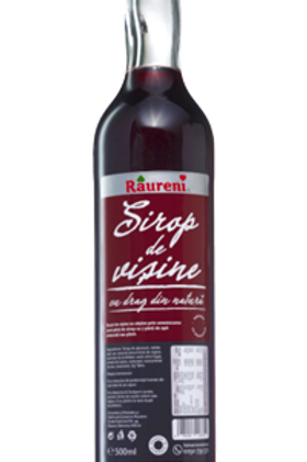 Raureni Sirop de Visine - 500ml