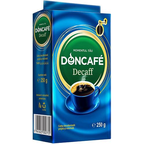 Doncafe cafea decofeinizata 250G