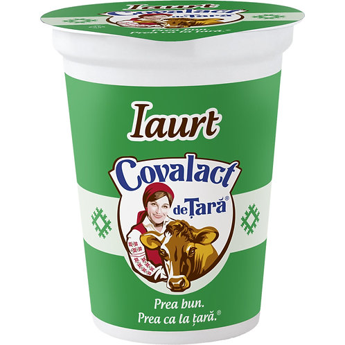 COVALAC iaurt 2.8% 375g