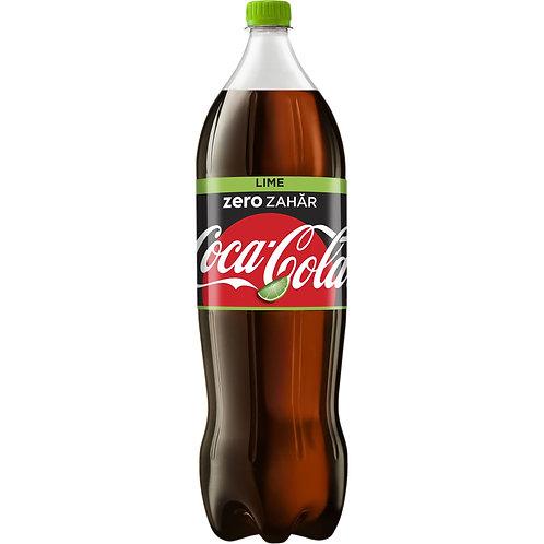 Coca Cola Lime Zero - 2l