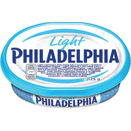 Crema de branza light - Philadelphia - 125g