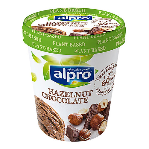 Alpro Inghetata Hazelnut Chocolate - 500ml