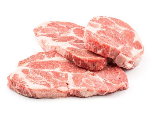 Ceafa de porc fara os - Kg