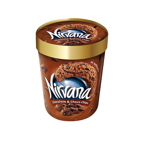 Nirvana Inghetata Ciocolata - 470ml